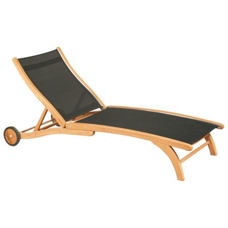 Hiteak furniture chaise lounge for Chaise lounge at walmart