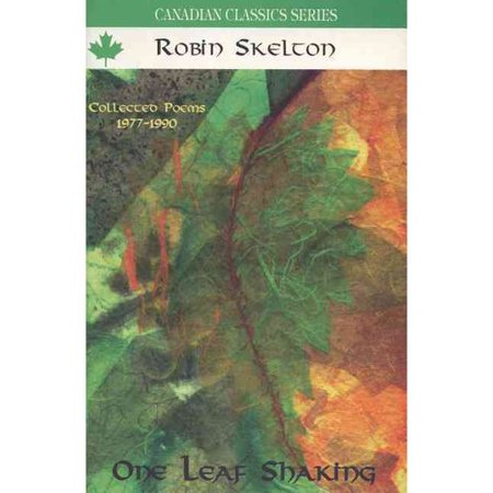 One Leaf Shaking  Collected Poems 1977 1990