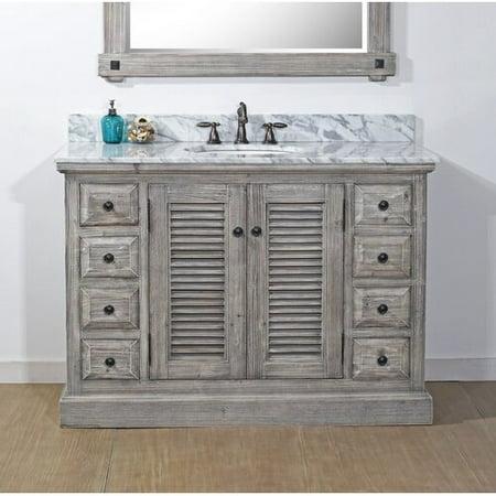 Stupendous Highland Dunes Georgiev 48 Single Bathroom Vanity Set Home Interior And Landscaping Ologienasavecom