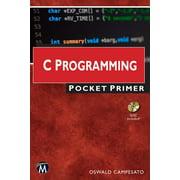 C Programming Pocket Primer (Other)