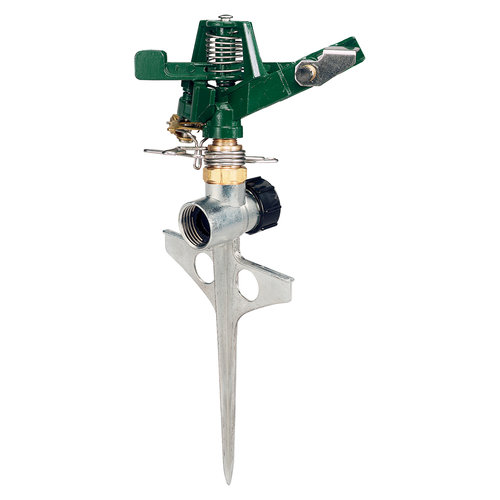 Orbit Zinc Impact Sprinkler On Zinc T Spike