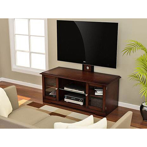 Byrony Flat Panel Tv Stand With Integrat
