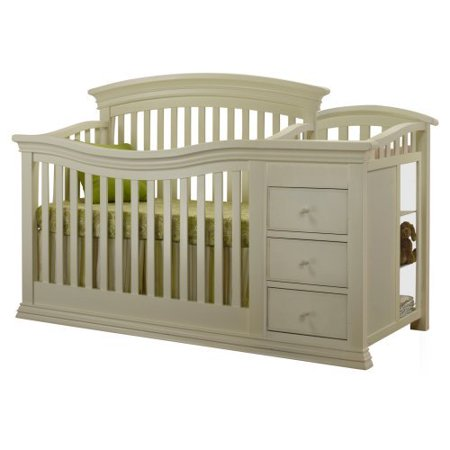 Sorelle Verona 4 In 1 Crib And Changer Walmart Com