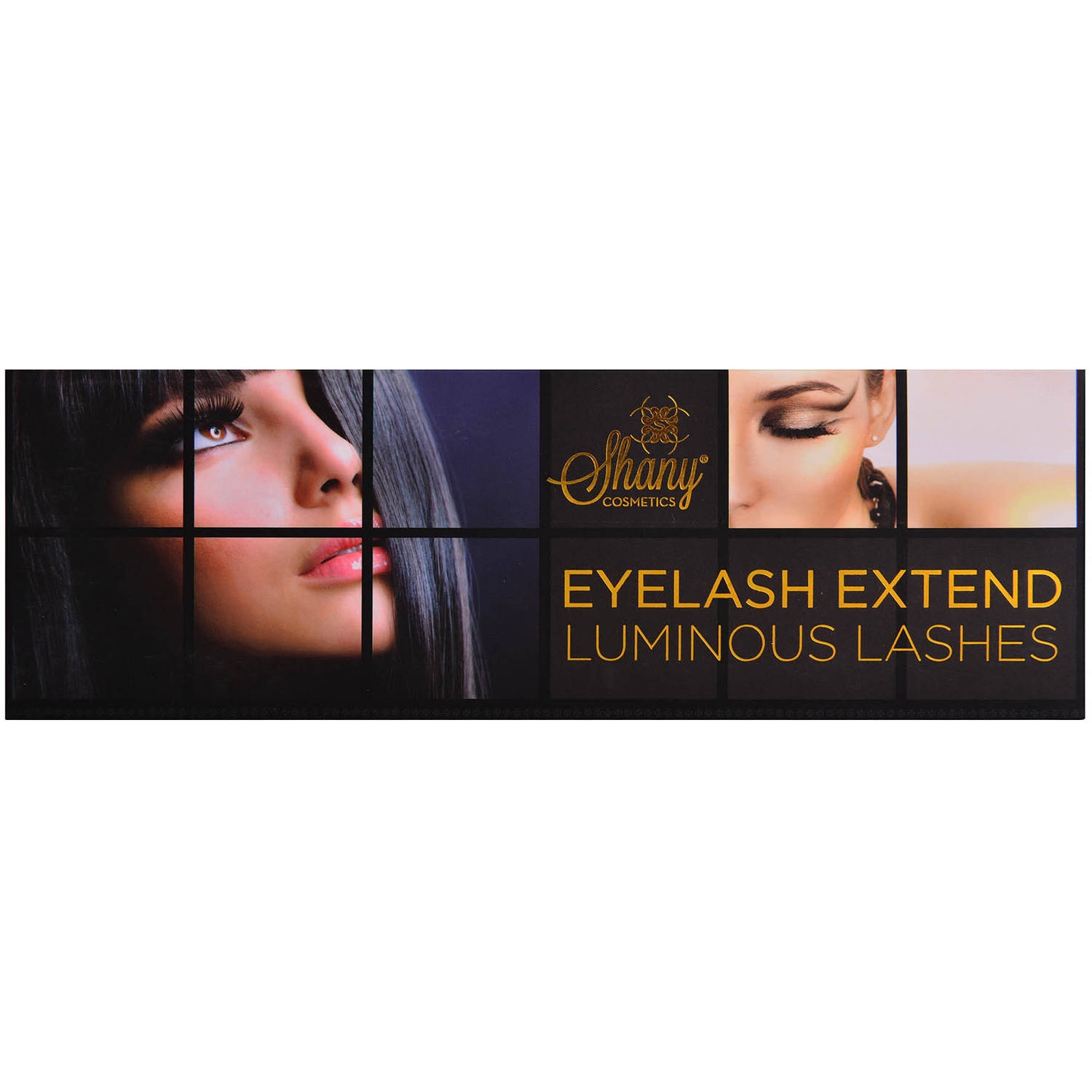 SHANY Eyelash Extend Eyelashes, 10 count