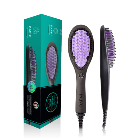 Dafni original Hair Straightening Brush