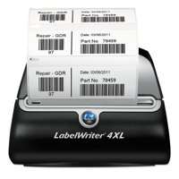DYMO LabelWriter 4XL Thermal Label Printer, Black