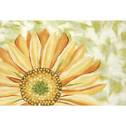 "Liora Manne Visions IV Sunflower Indoor/Outdoor Mat Yellow 20""X29.5"""