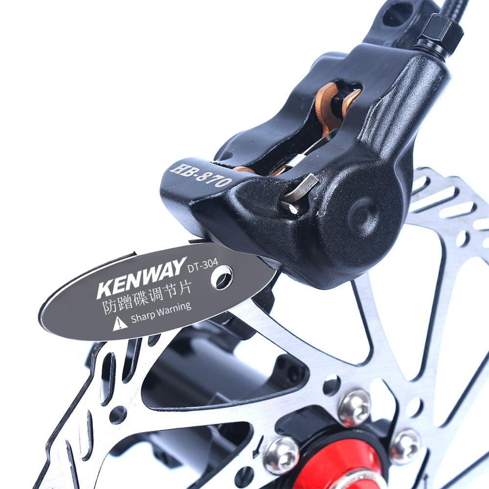 MTB Tools Brake Rotor Spacer Key Ring