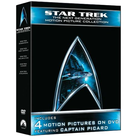 Star Trek: Next Generation Motion Picture Coll