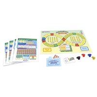 NewPath Learning Multiplication Concepts and Strategies Learning Center Game, Gr. 3 to 5