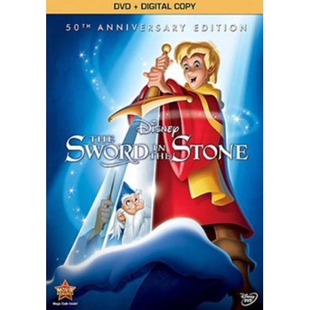 The Sword In The Stone (DVD) (The Best Samurai Sword Maker In The World)