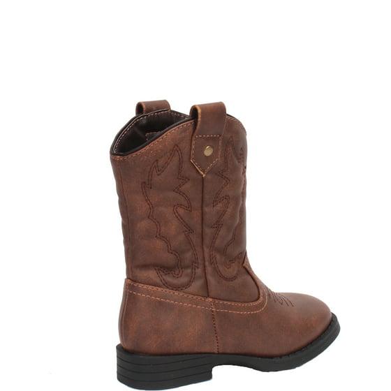 9f8b2e6191c Wonder Nation Toddler Boys' Cowboy Boot