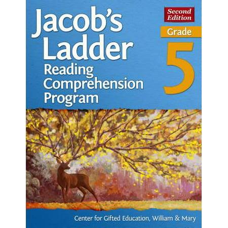 Jacob's Ladder Reading Comprehension Program: Grade 5 (2nd ed.) (Jacob's Ladder Toy)