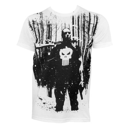 Punisher Blizzard Tee Shirt (Punisher Shirt)