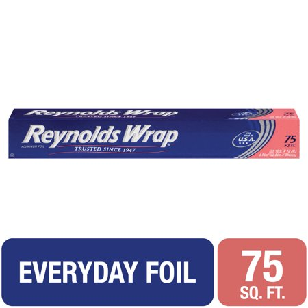 Reynolds Wrap® Aluminum Foil 75 sq. ft. Box