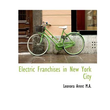 Electric Franchises in New York (Best New Franchises)
