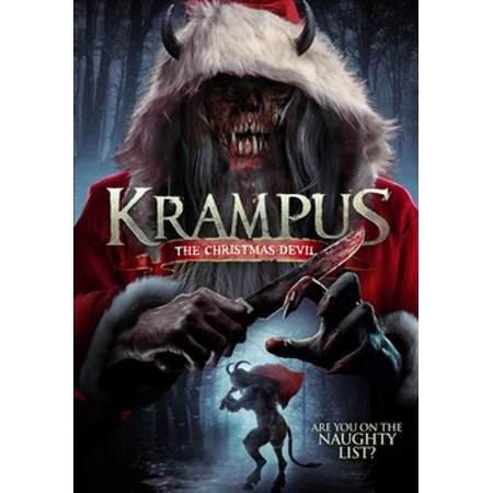 Krampus: The Christmas Devil (DVD)