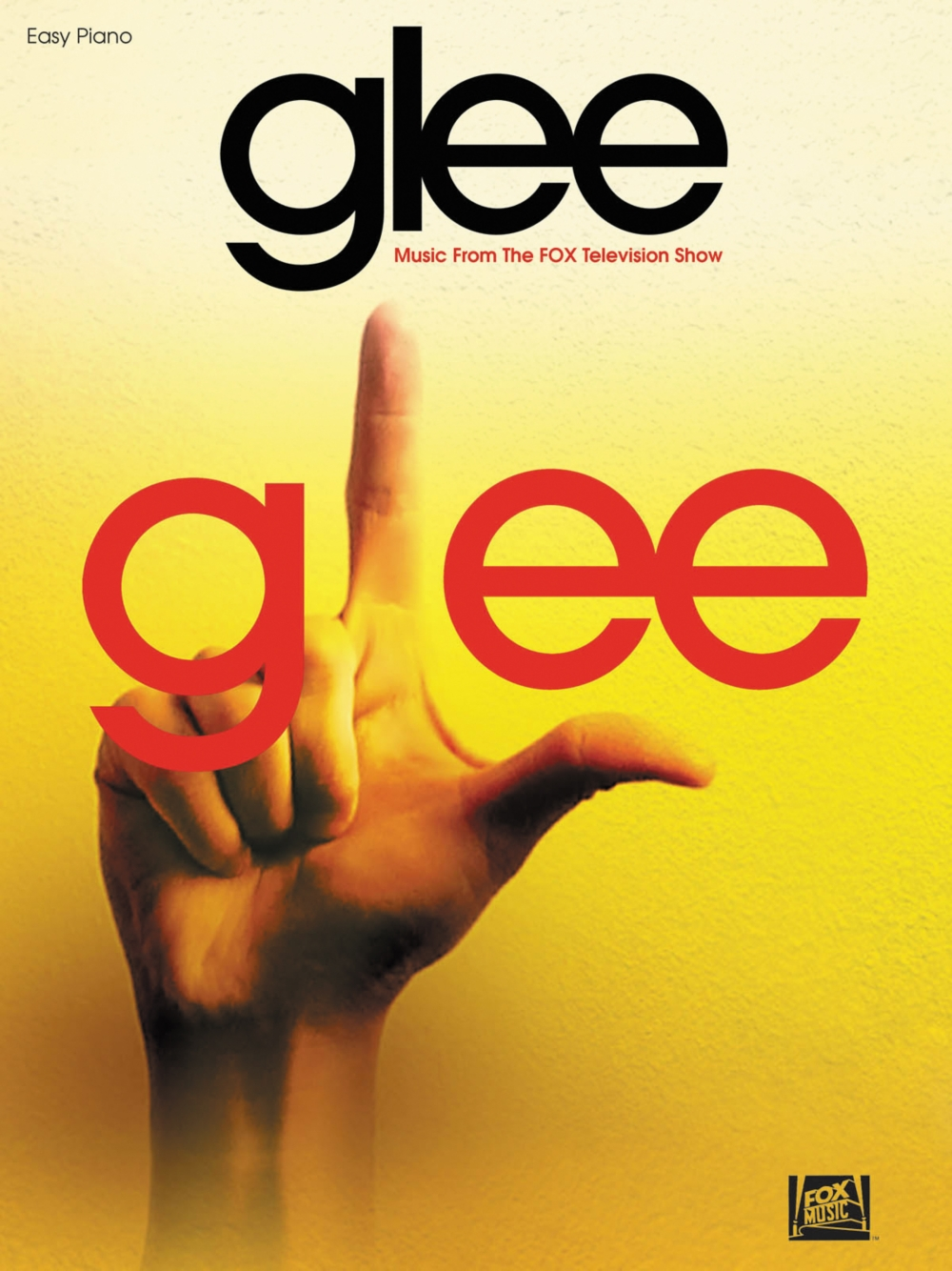 Hal Leonard Glee Music From The Fox Television Show For Easy Piano by Hal Leonard