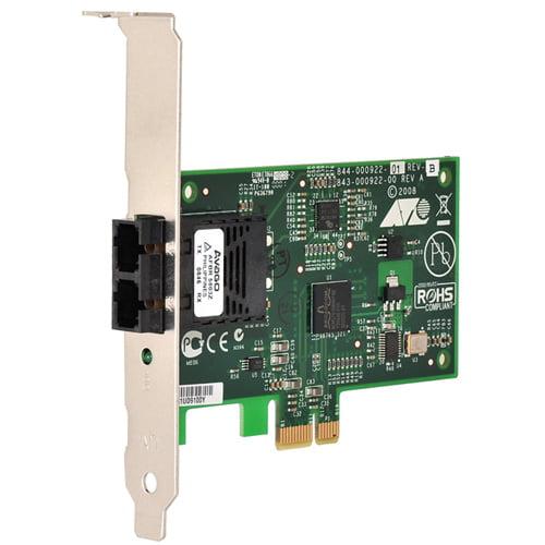 Allied Telesis At-2712fx Fiber Optic Fast Ethernet Card - Pci Express X1 1 Port - 100base-fx - Internal - Low-profile (at2712fx/sc901)