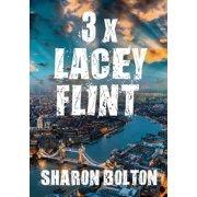 Lacey Flint x 3 - eBook