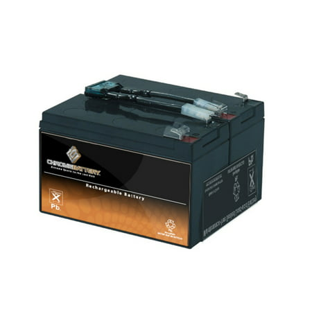 RBC9 UPS Complete Replacement Battery