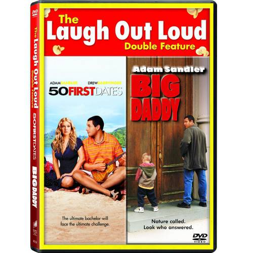 The Laugh Out Loud Double Feature: 50 First Dates / Big Daddy (Anamorphic Widescreen)