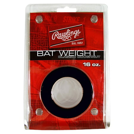 Rawlings the Mark of a Pro Classic Doughnut Bat Weight, 16 -