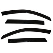 AVS 11-15 Kia Sorento Ventvisor Outside Mount Window Deflectors 4pc - Smoke