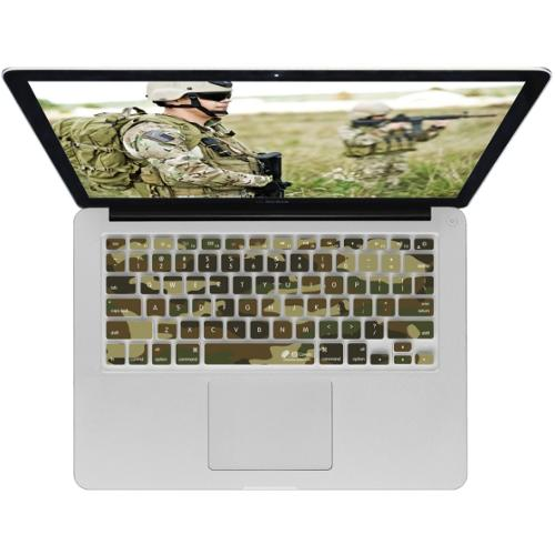 KB Covers Skin - MacBook Air, MacBook Pro, MacBook - Camouflage - Silicone