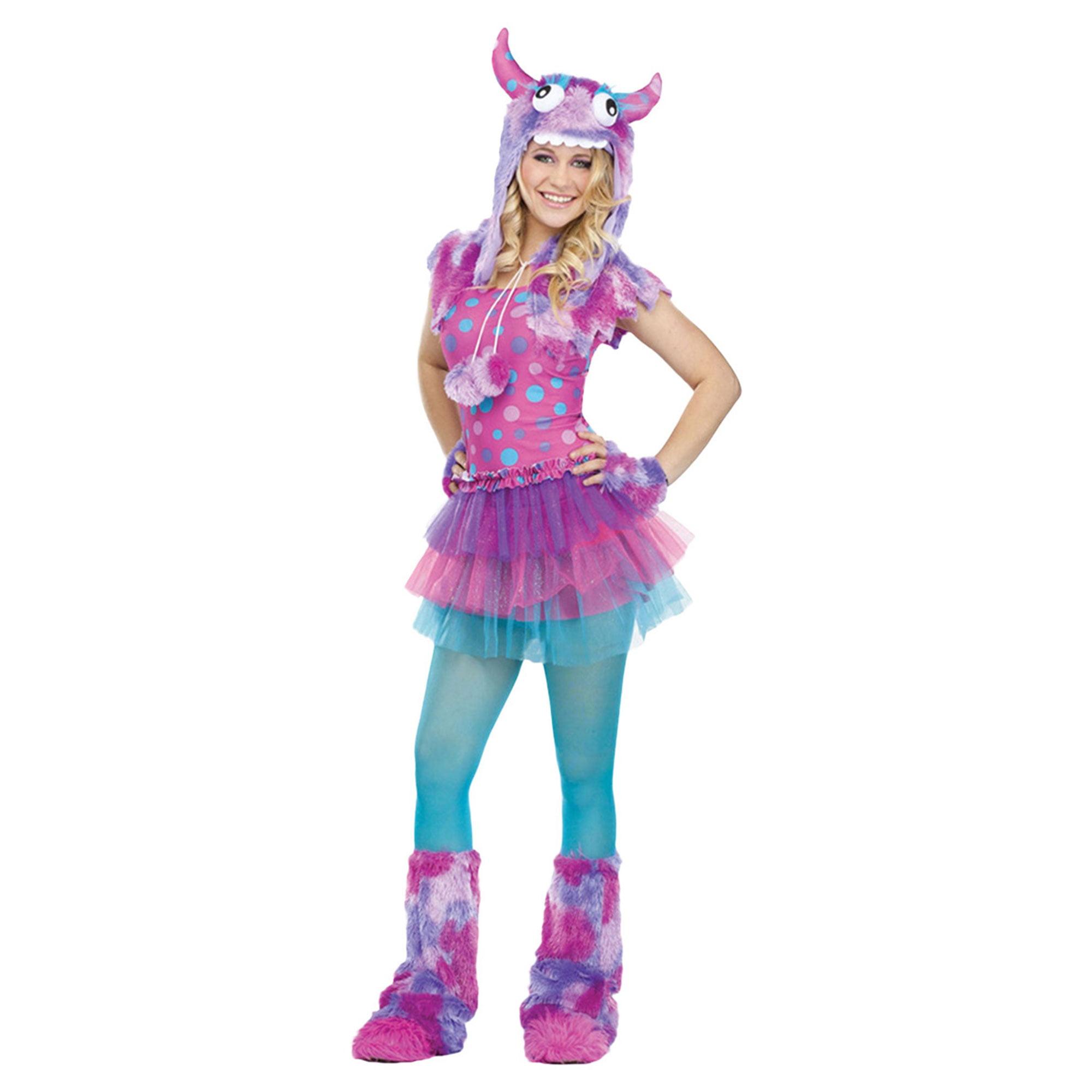 Morris Girls Polka Dot Monster Teen 0-9, Style FW123253