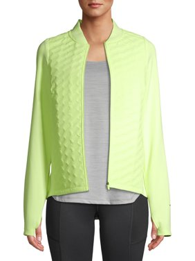 Avia Women's Active Performance Quilted Running Jacket