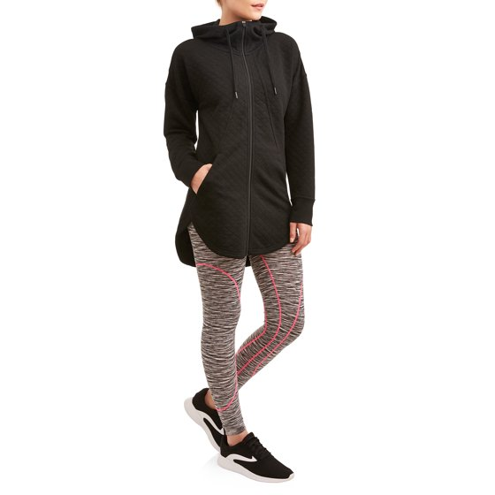 80ed0de200e41 Athletic Works - Women's Active Quilted Jacket - Walmart.com