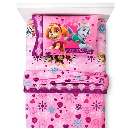 Franco Manufacturing Company Inc 18874961 Paw Patrol Twin Flannel Sheets Best In Snow