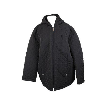 Laundrybydesign Laundry By Design Plus Size Black Faux Fur Lined