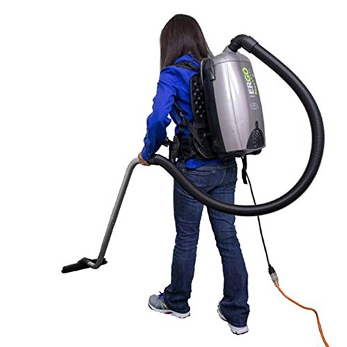 ATRIX INTERNATIONAL VACBPAI ERGO PRO Backpack HEPA Vacuum