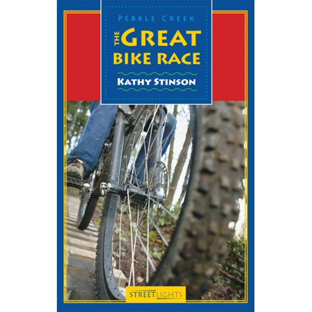 The Great Bike Race - eBook - Bike Race Halloween 5