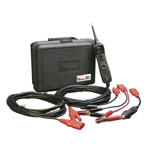 Power Probe III Circuit Test Kit - PP319 in Black - Voltmeter and Accessories for Electrical System Diagnostics