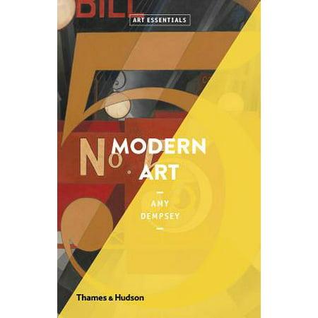 Modern Art : Art Essentials (Modern Art Series)
