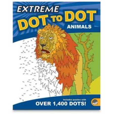 Extreme Dot To Dot Drawing/coloring - Extreme Dot To Dots