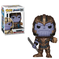 Funko POP! Marvel: Avengers Endgame -Thanos
