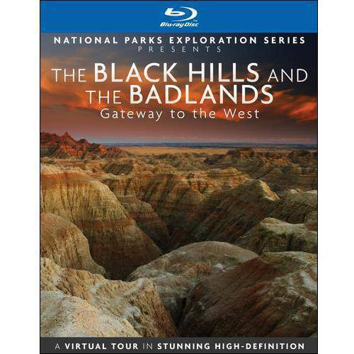 National Parks Exploration Series: The Black Hills And The Badlands - Gateway To The West (Blu-ray)