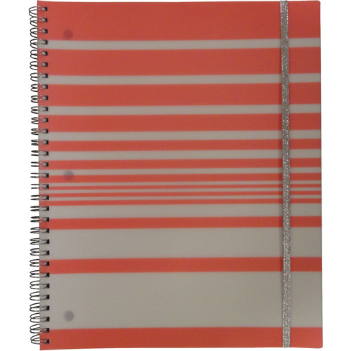 Studio C Pattern Play 1-Subject Notebook