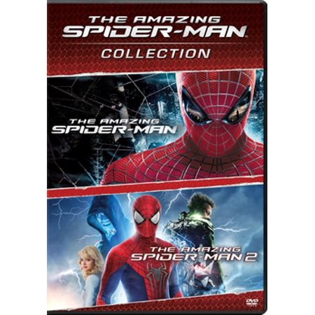 The Amazing Spider-Man / The Amazing Spider-Man 2 (DVD)