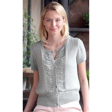 Summer Linen Cardigan Knit Pattern ()