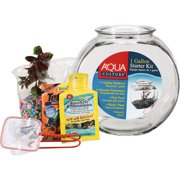 Anchor Hocking Company Premium Fishbowl Starter Kit, 1 ct