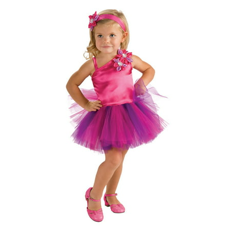 Toddler Pink Fairy Costume Rubies 885175