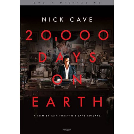 20,000 Days on Earth (DVD)