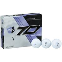 12 Pack Wilson Staff True Distance Women's Golf Balls Deals