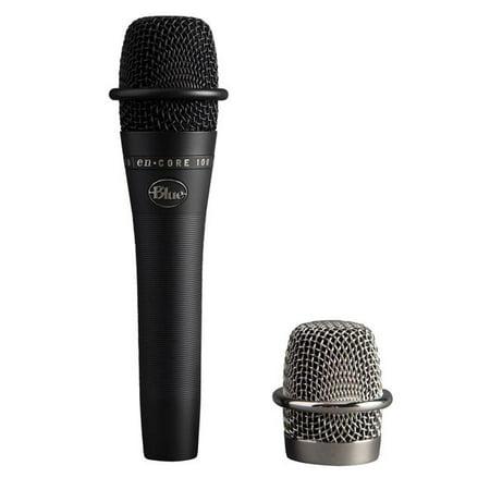 Dynamic Mic Capsule - Encore 100 Black Capsule Dynamic Microphone