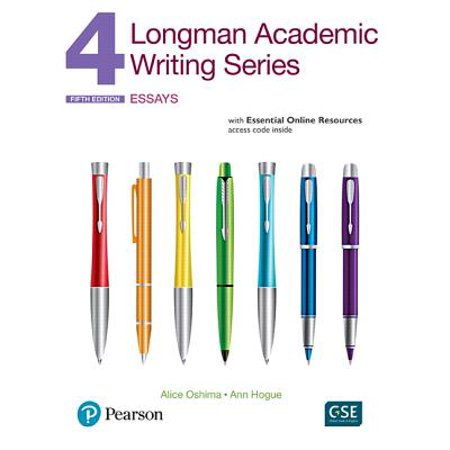 Longman Academic Writing Series 4 : Essays, with Essential Online Resources